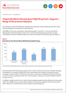 Hub-Altarum Data Brief No. 57 - Virginia High Drug Prices Cover Small.png