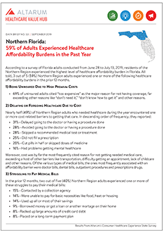 Hub-Altarum Data Brief No. 53 - Northern Region Florida Cover Small.png
