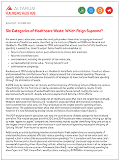 Hub-Altarum Blog Post - Healthcare Waste Cover Small.png